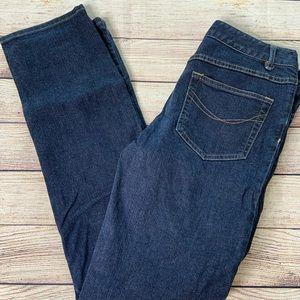 J. Jill Slim Leg Jeans 6 Stretch